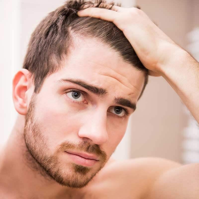 chăm sóc tóc nam đẹp