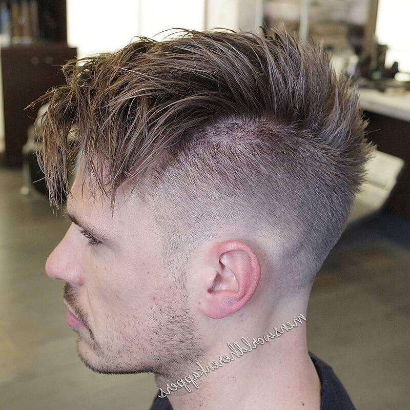 Kiểu tóc nam tự do