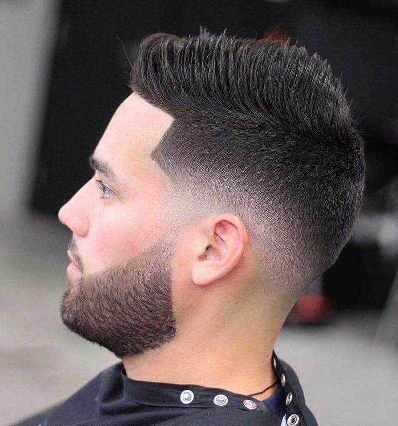 Kiểu tóc namDrop Fade
