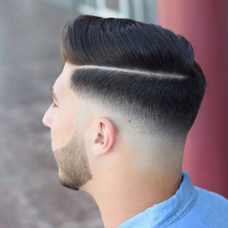 Kiểu tóc namLow Fade