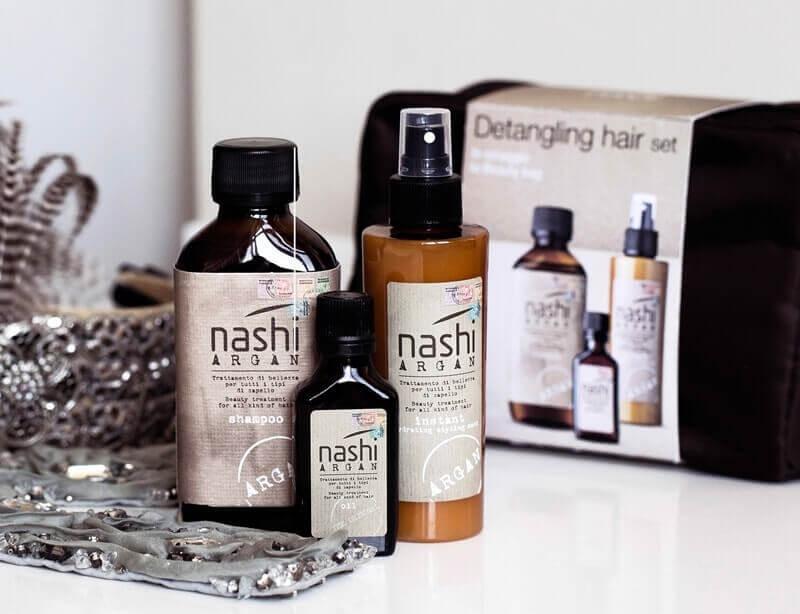 dầu dưỡng tóc Nashi Argan Oil