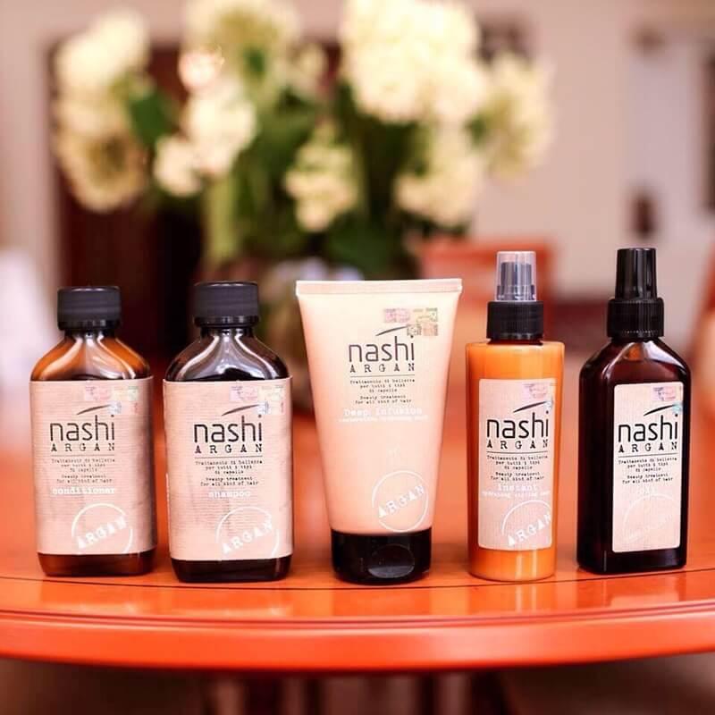 tinh dầu dưỡng Nashi Argan Oil