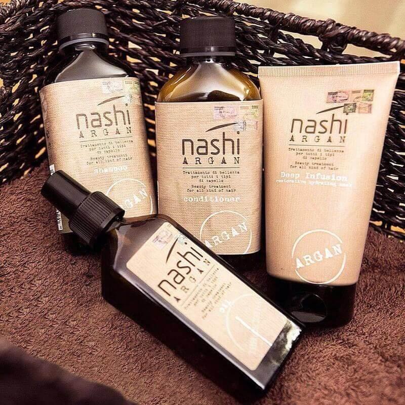 dầu dưỡng Nashi Argan Oil
