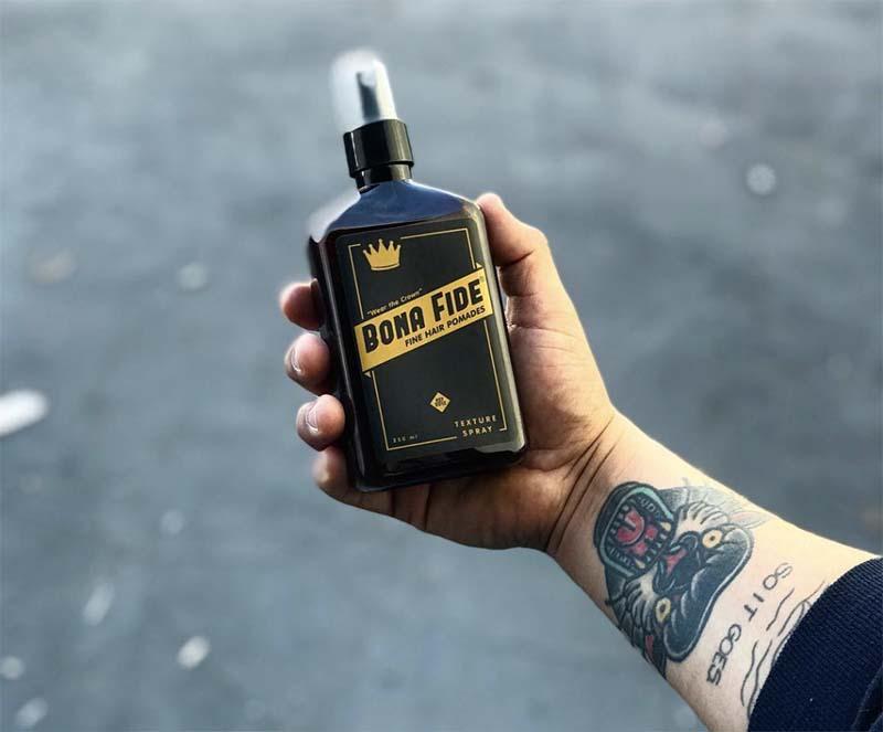Chai xịt dưỡng Bona Fide Texture Spray