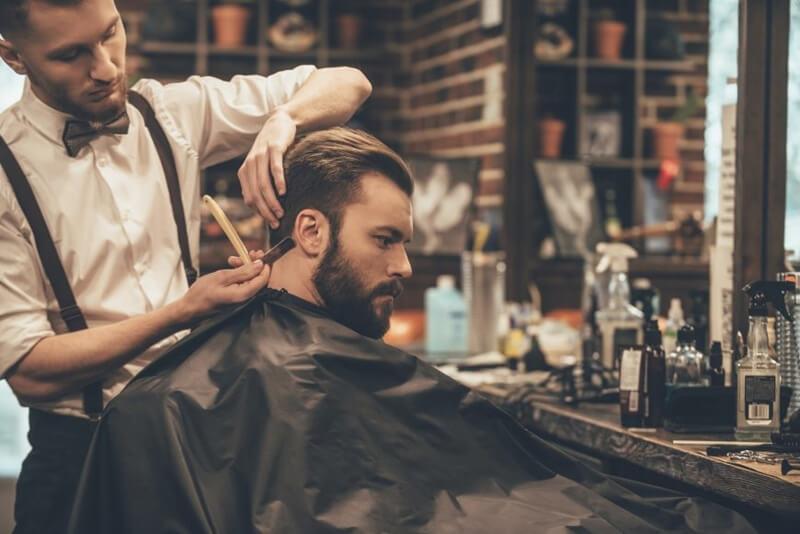 cắt tóc nam đẹp 2018