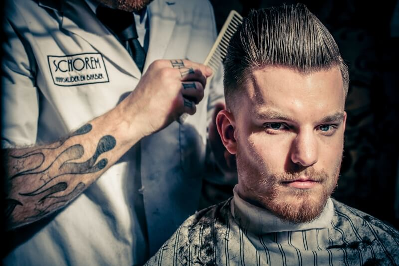 cách tạo kiểu tóc nam đẹp chuẩn quý ông