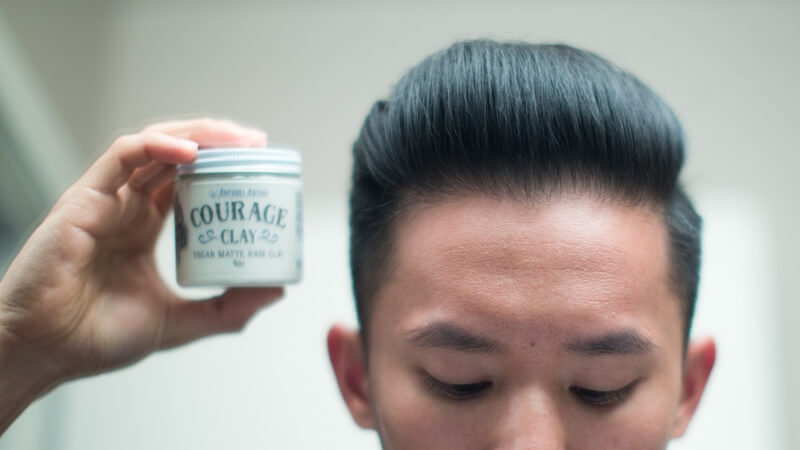 Clay Courage Pomade