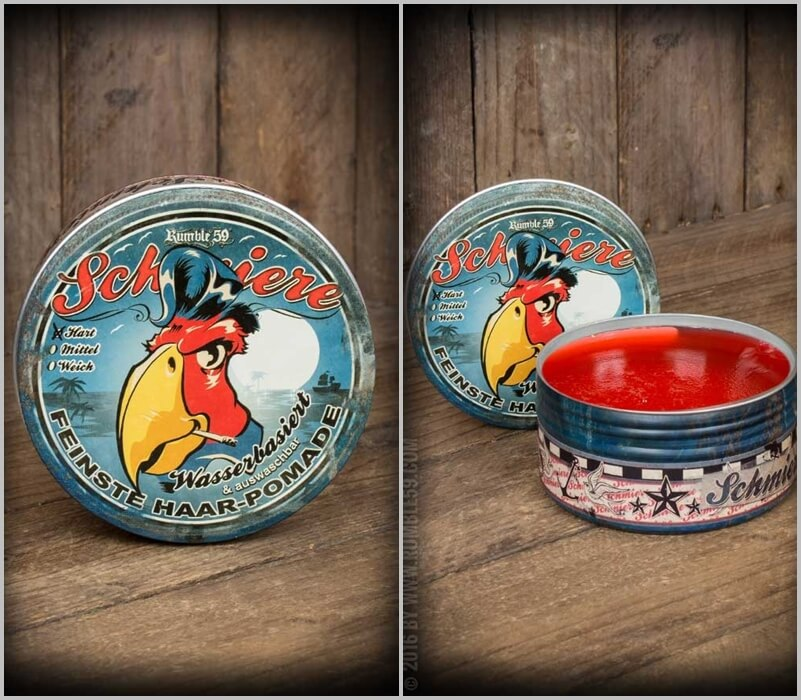 Schmiere Water Based Pomade