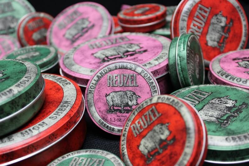 đánh giá Reuzel Pink Pomade
