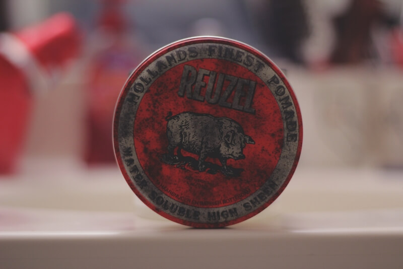 Sáp vuốt tóc Reuzel hight sheen ( Reuzel Red Pomade )