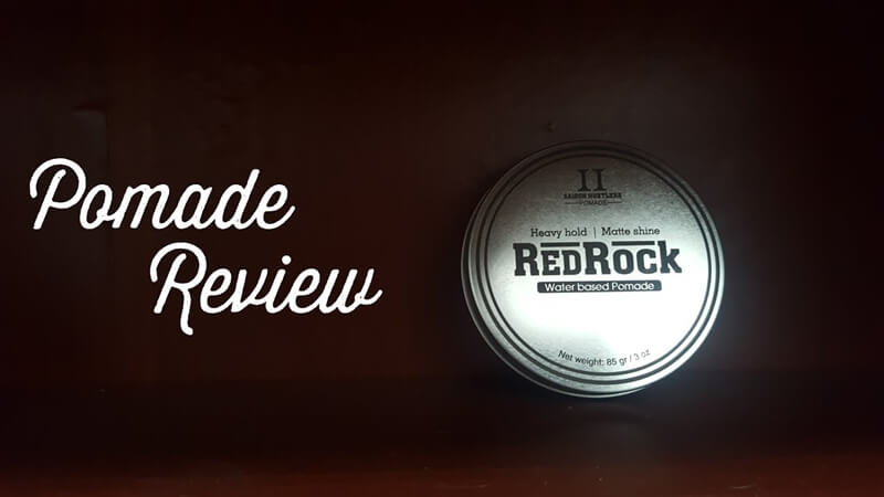 red rock pomade