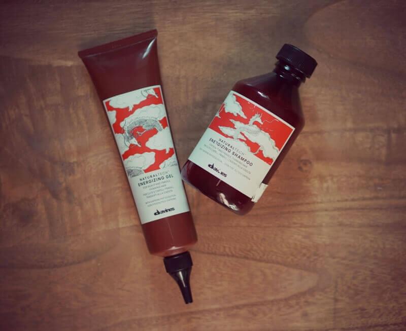 Davines Naturaltech Energizing shampoo