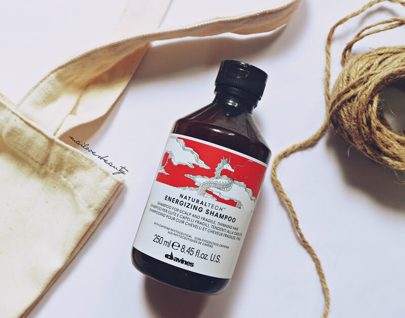 dầu gội chống trị rụng tóc Davines Naturaltech Energizing
