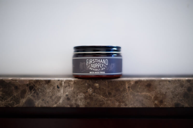 First Hand Supply Pomade.