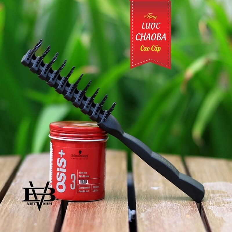 Sáp vuốt tóc Osis+3 Thrill Wax hàng chính hãng nhập khẩu 100% từ Đức.