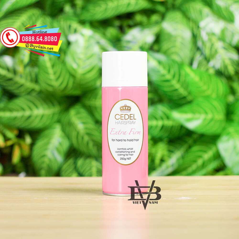 CEDEL HAIRSPRAY EXTRA FIRM