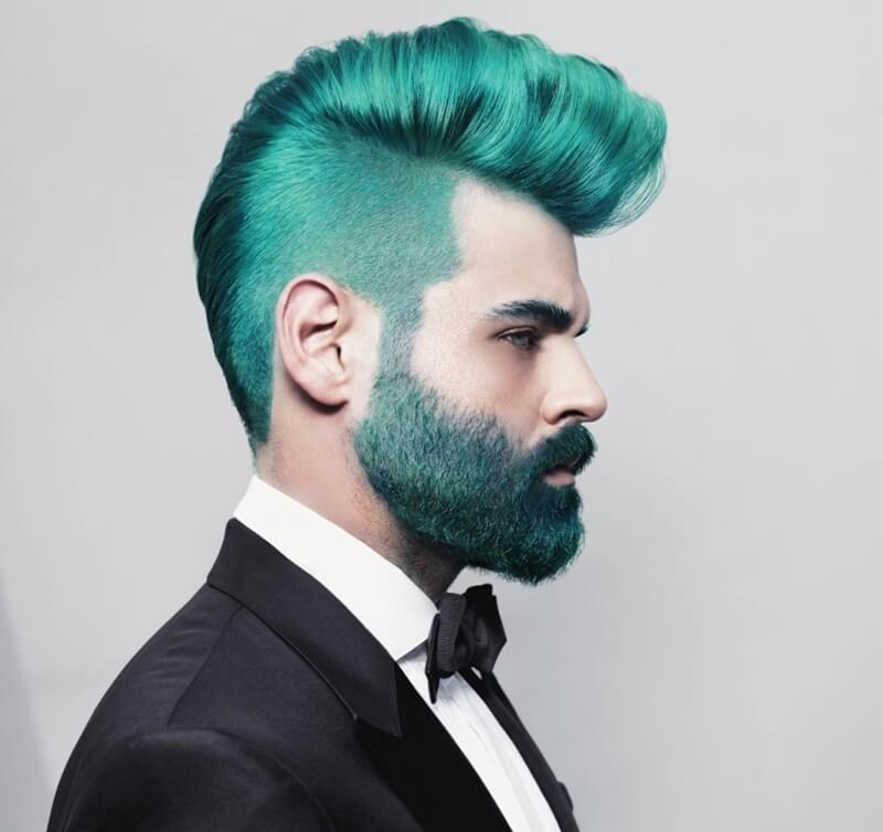 nhuộm tóc nam đẹp