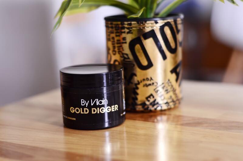 sáp vuốt tóc nam by vilain gold