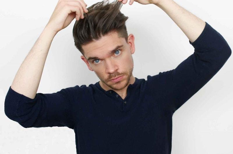 tăng độ phồng cho tóc bằng cách nào
