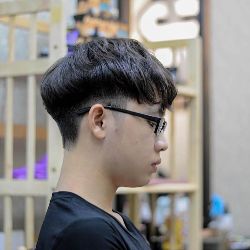 kiểu tóc nam đẹp cho người việt nam