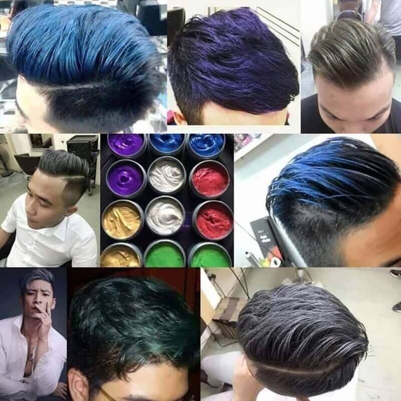 sáp tạo màu tóc
