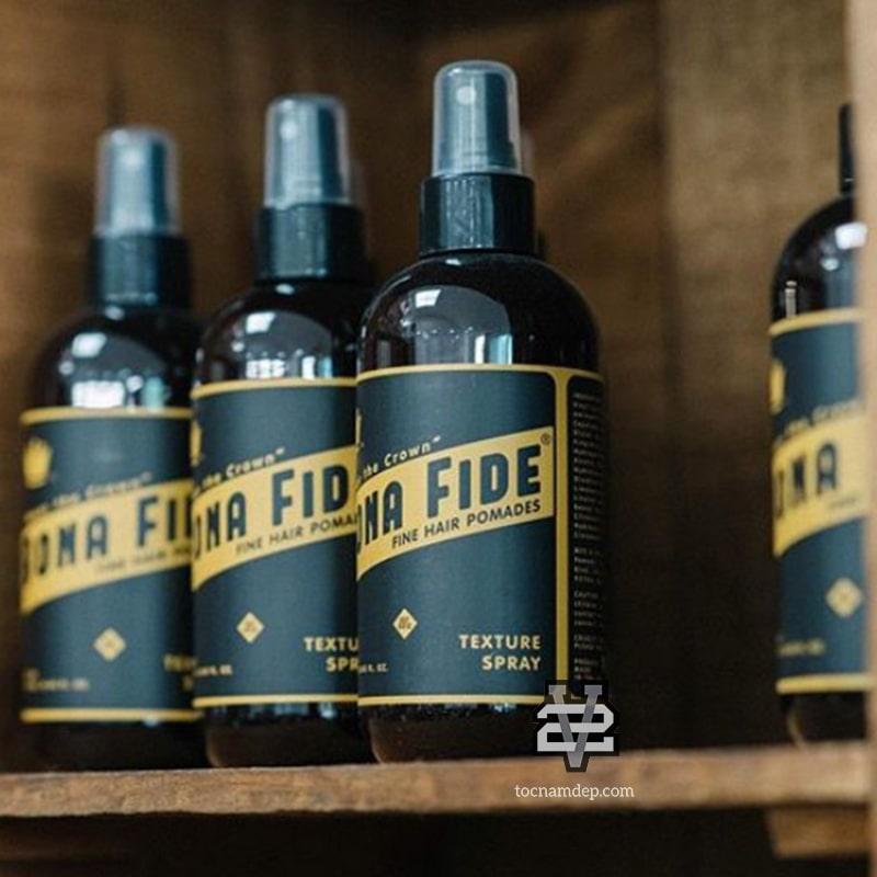 đánh giá Bona Fide Texture Spray