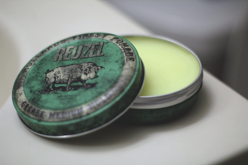 sáp vuốt tóc Reuzel Pomade Green