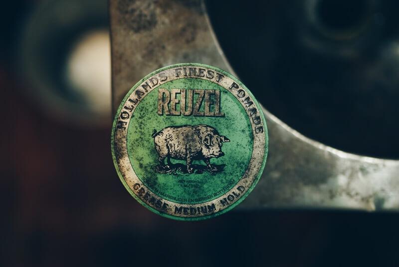 review Reuzel Pomade Green