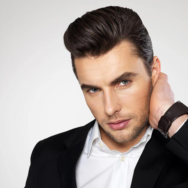 cách chống rụng tóc cho nam giới