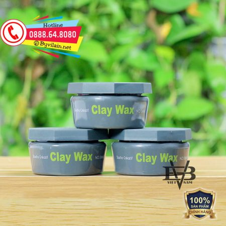 sáp Clay wax vuốt tóc