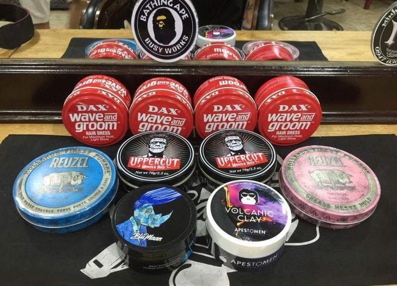 Sáp vuốt tóc nam giá rẻ tại Thái Bình