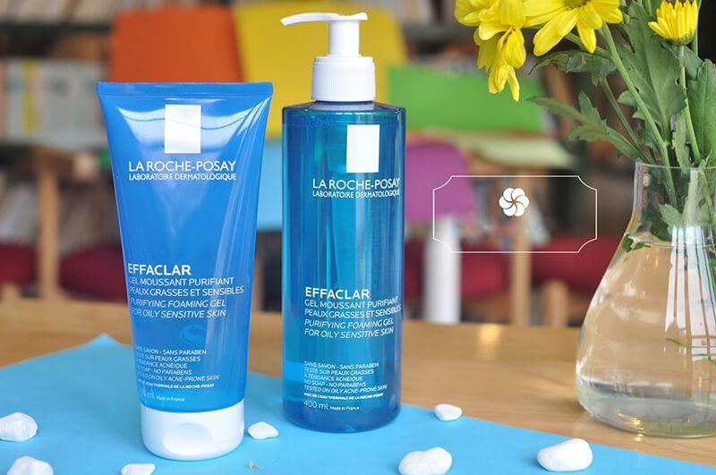 Sữa rửa mặt cho da dầu bị mụn La-Ro-che-Posay-Effaclar 400ml