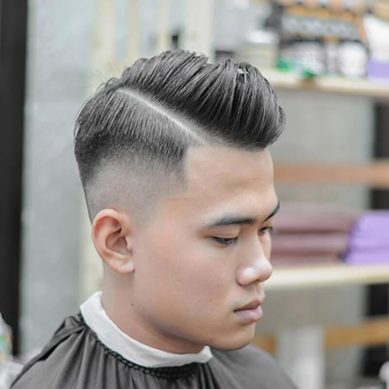 Kiểu tócDouble V