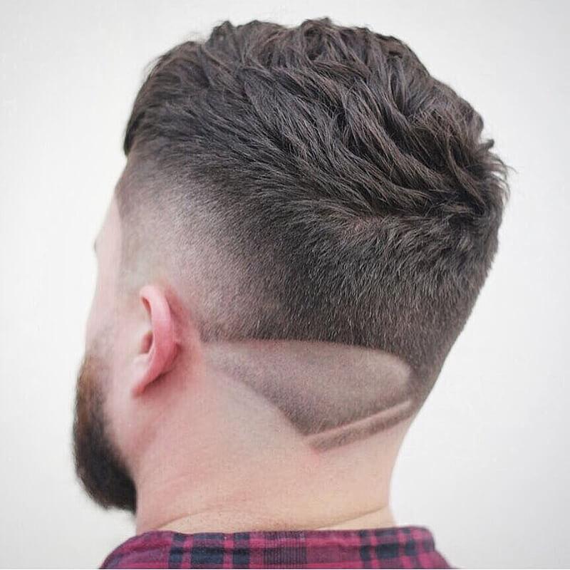 Kiểu tócDouble Neckline