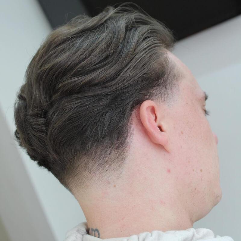 Kiểu tócNeckline Wave