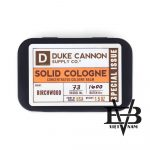 Duke Cannon SPECIAL ISSUE - BRICH WOOD