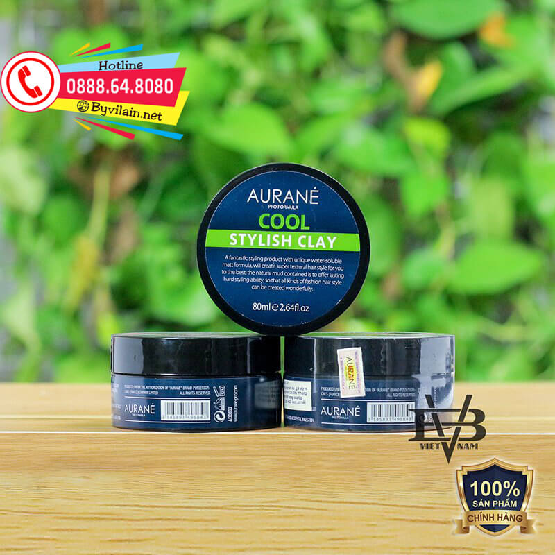 Aurane Cool Stylish Clay