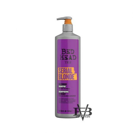 Tigi Bed Head Serial Blonde Shampoo