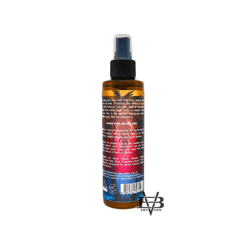 Apestomen Salty Ape Sea Salt Spray 200ml